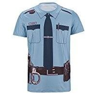 sheriff shirt rental