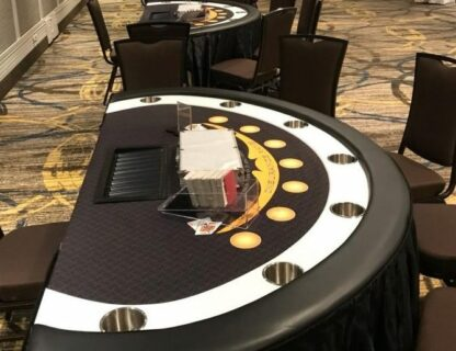 deluxe casino night package