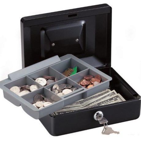 coin cash box