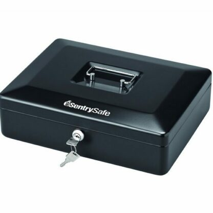 medium cash box