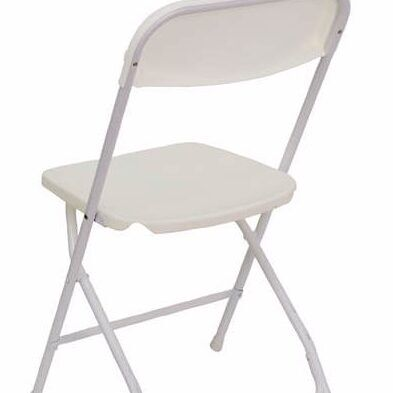 Back of Folding Chair