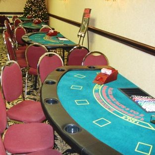 Regular Casino Tables Only