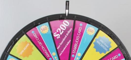 """super prize wheel 44"""""""
