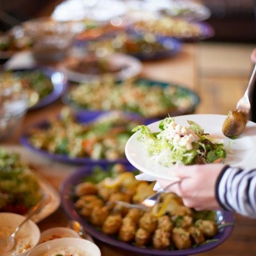 What Food for Fundraisers should I offer?