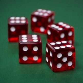 5 dice for craps