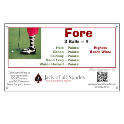 Fore Sign