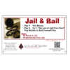 Jail and Bail Sign