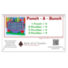 Punch a Bunch Sign