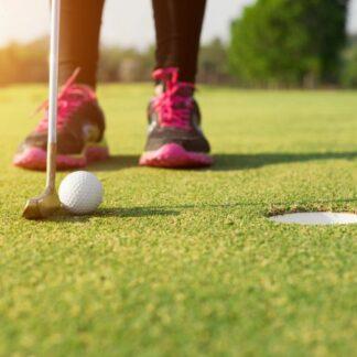 golf putt challenge rental
