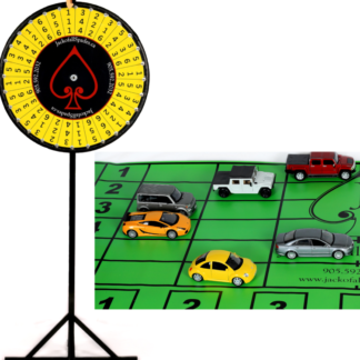 Car Race Wheel