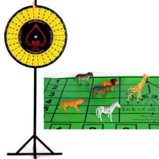 Jungle Race Wheel