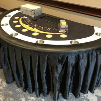 Deluxe Blackjack Table