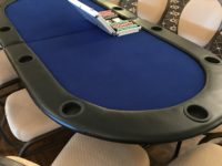 Regular Poker Table
