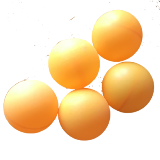 Standard Pong Balls