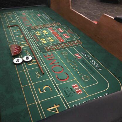 Deluxe Craps Table