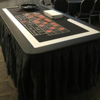 Roulette Deluxe Tables
