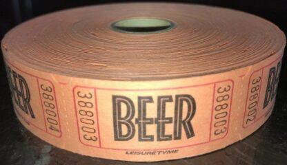 Orange Beer Tickets