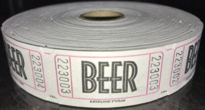 White Beer Tickets