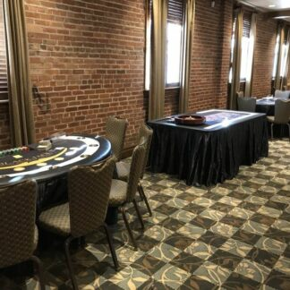 Deluxe Casino Tables Only